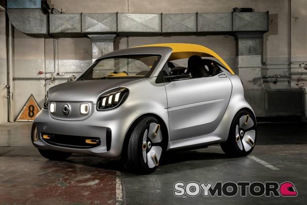 El Smart Forease+ llega en el Salón de Ginebra - SoyMotor.com