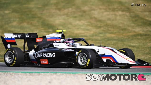 Smolyar se impone a Martins en una batalla al límite para ganar en Francia