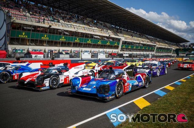 Coches participantes en Le Mans - SoyMotor.com