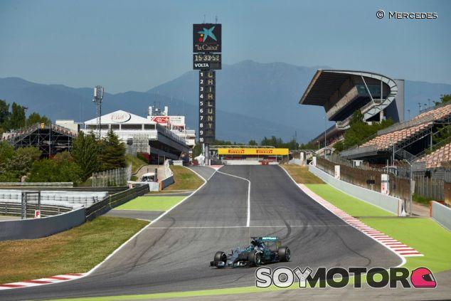 El Circuit de Barcelona-Catalunya acogerá los ocho días de test - LaF1