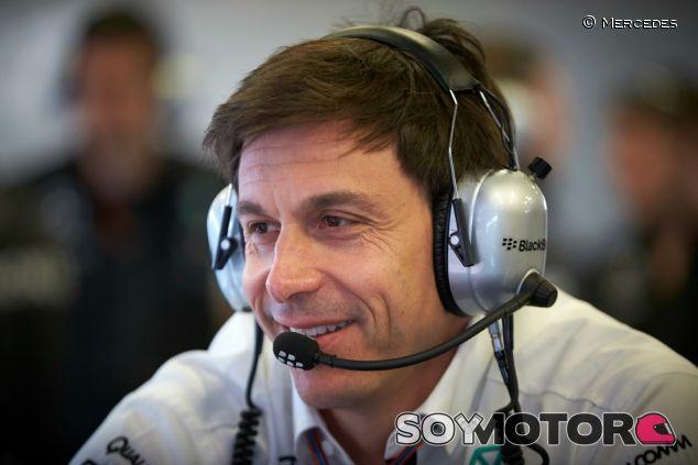 Wolff reclama compromiso a los nuevos propietarios de la F1 - LaF1
