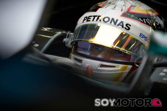 Hamilton quiere olvidar el GP de Singapur - LaF1