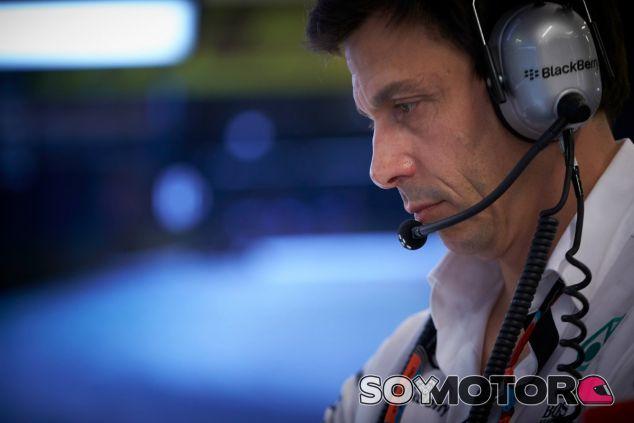 Toto Wolff no se olvida de los fracasos de Mercedes - LaF1