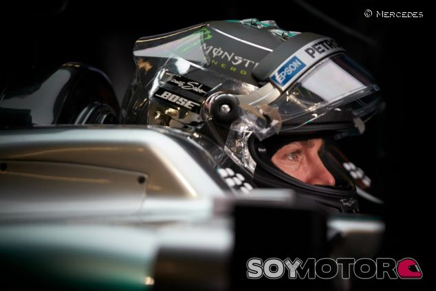Nico Rosberg se lleva la pole - LaF1