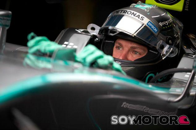 Rosberg, dispuesto a luchar por el título - LaF1