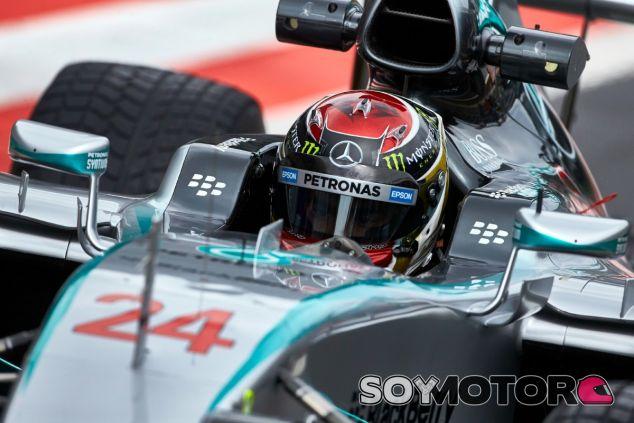 Wehrlein se prepara para entrar en la Fórmula 1 - LaF1