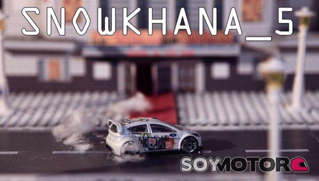 Ford repite fórmula para felicitar las fiestas. La Snowkhana ya es un clásico de la Navidad - SoyMotor