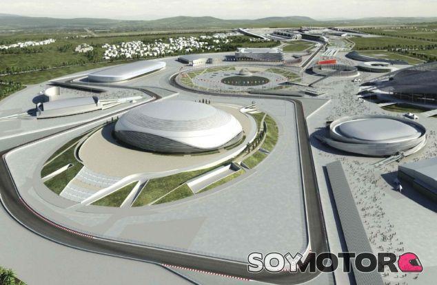 El circuito de Sochi (Moscú) - LaF1