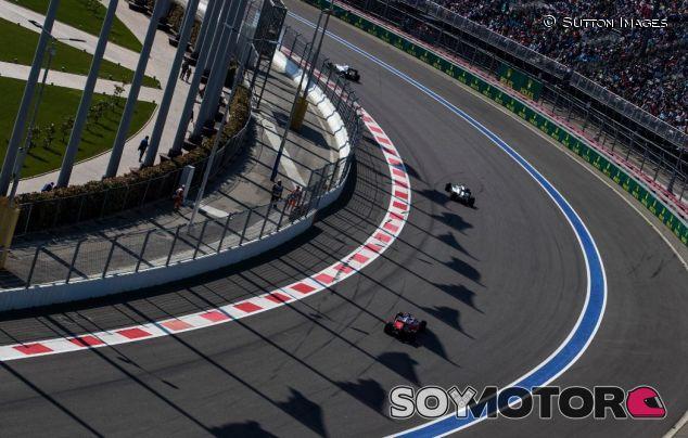 Sochi aumentará la seguridad en la curva 4 - SoyMotor