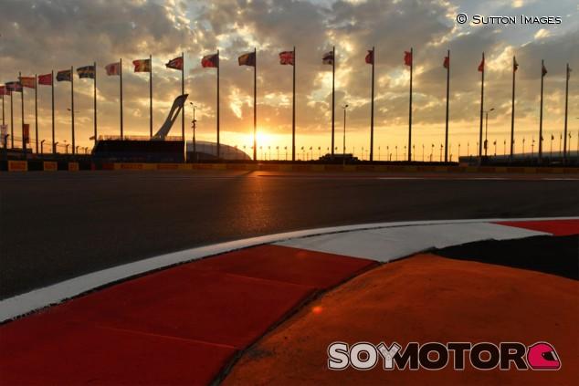 Rusia descarta celebrar un GP nocturno en Sochi - SoyMotor.com