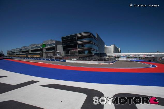 Pirelli anuncia la distribución de neumáticos para el GP de Rusia 2019 - SoyMotor.com