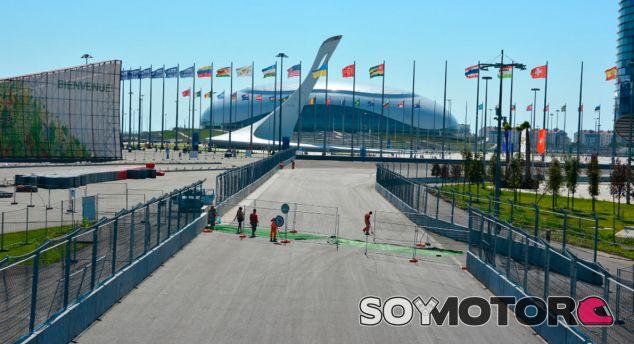 """Whiting: """"Sochi está listo para albergar una carrera de F1"""""""