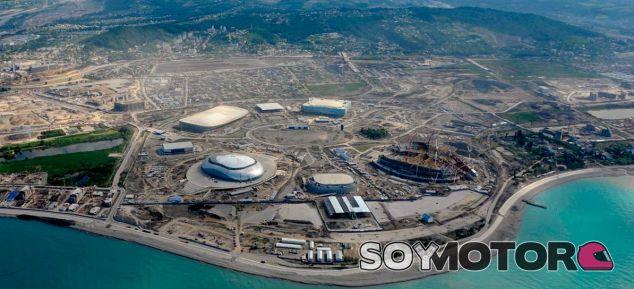 """Sochi, """"listo al 99%"""" para la Fórmula 1 - LaF1.es"""