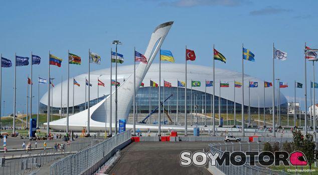 Sochi garantiza la seguridad en el Gran Premio inaugural de Rusia - LaF1.es