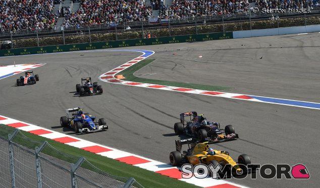 Sochi renueva con la Fórmula 1 hasta 2025 - SoyMotor.com