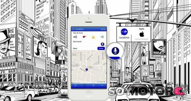La DGT se alía con un viejo enemigo: SocialDrive - SoyMotor.com