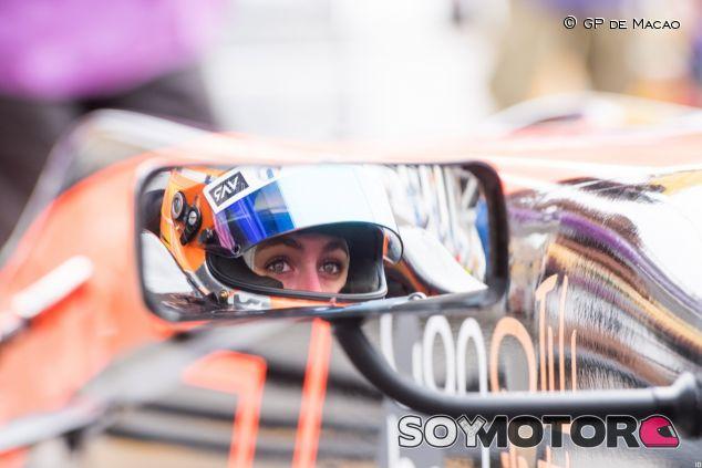 Sophia Flörsch - SoyMotor.com