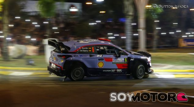 Dani Sordo en el Rally de Argentina 2018 - SoyMotor.com