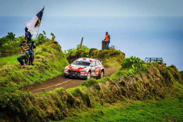 Sordo roza la victoria en Azores y Llarena sube al podio - SoyMotor.com