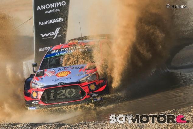 Sordo, tercero en Cerdeña a tres segundos del líder - SoyMotor.com