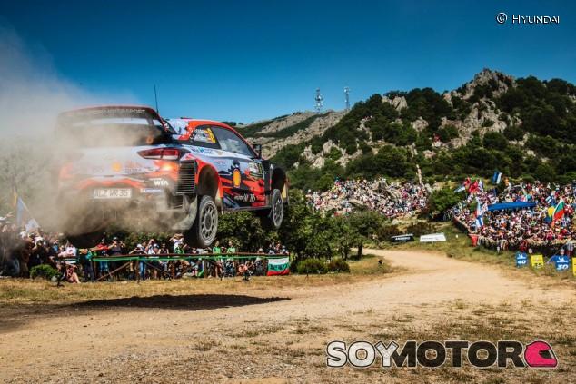 El Rally de Italia pide nueva fecha y una revisión completa del calendario del WRC - SoyMotor.com