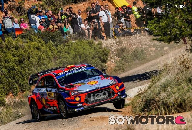 La FIA desvela los primeros datos de los WRC híbridos de 2022 - SoyMotor.com