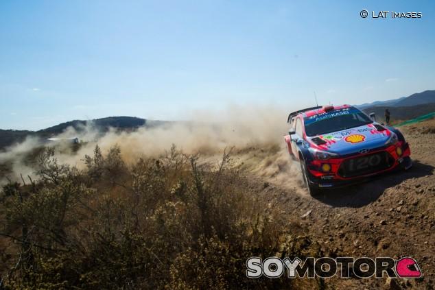 Dani Sordo se encuentra a gusto en el Tour de Corse – SoyMotor.com