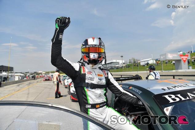 La estrella de María de Villota da suerte a Soucek: victoria en Mosport - SoyMotor.com