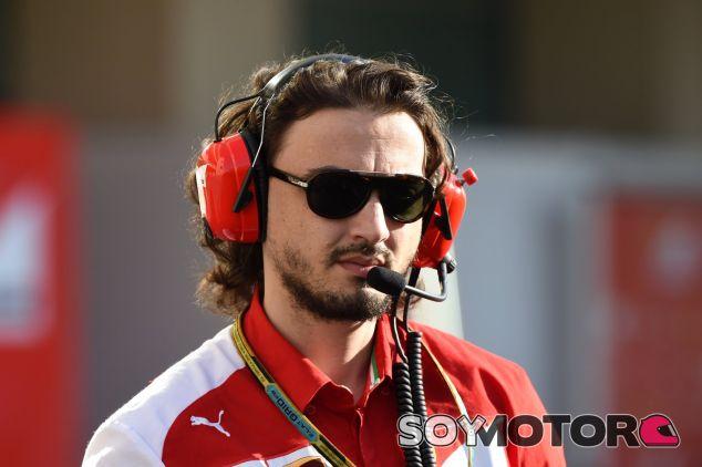 Antonio Spagnolo - LaF1