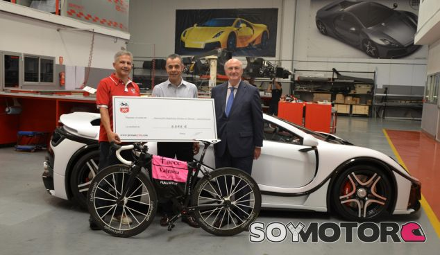 Scania GT colabora en la lucha contra el cáncer - SoyMotor