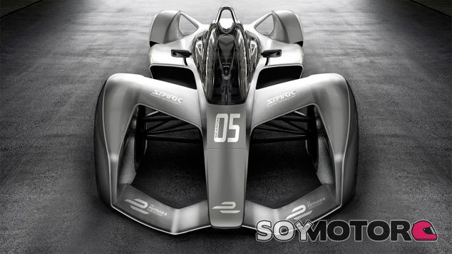 El Fórmula E del futuro - SoyMotor