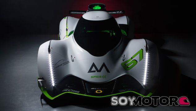 Spice-X Concept, un 'mini-LMP' eléctrico para disfrutar en circuito