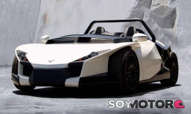 El diseño del Bultaco Linx tiene su origen en M2Linx y data de 2005 - SoyMotor