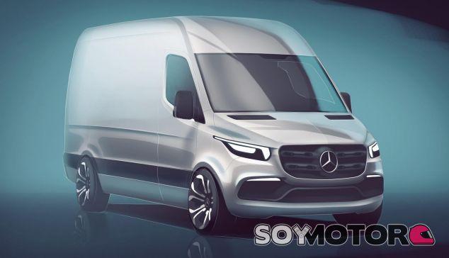 Mercedes Sprinter 2018 - SoyMotor.com