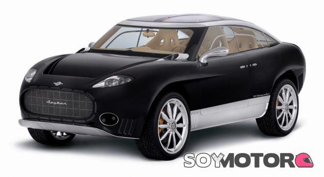 Spyker retoma sus planes para fabricar su primer SUV - SoyMotor.com