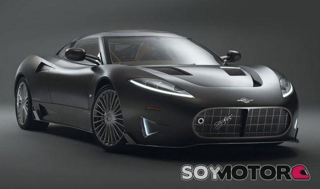 Otra de las características de los modelos de Spyker es su diseño 'retro' - SoyMotor