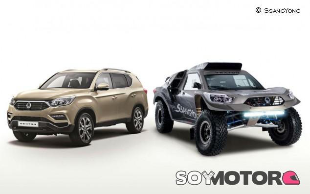 SsangYong Rexton DKR - SoyMotor.com