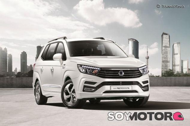 SsangYong Rodius - SoyMotor.com