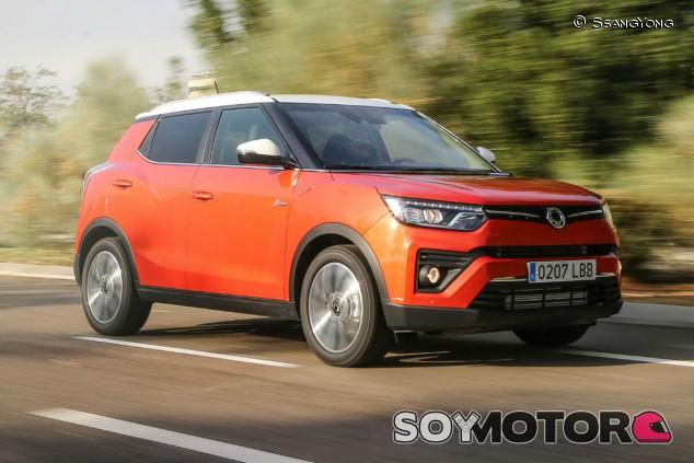 SsangYong Tivoli 2020: nuevo motor de gasolina tricilíndrico - SoyMotor.com