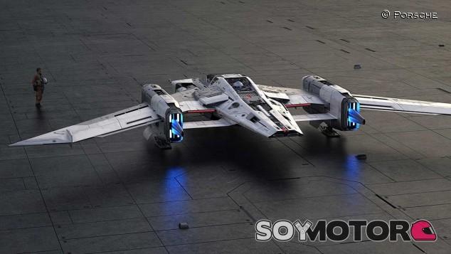 Tri-Wing S-91x Pegasus Starfighter - SoyMotor.com