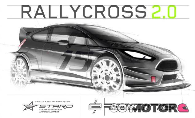 E-racing: el primer campeonato eléctrico de rallycross