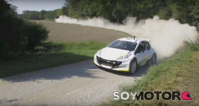 Stard eléctrico de RallyCross - SoyMotor.com