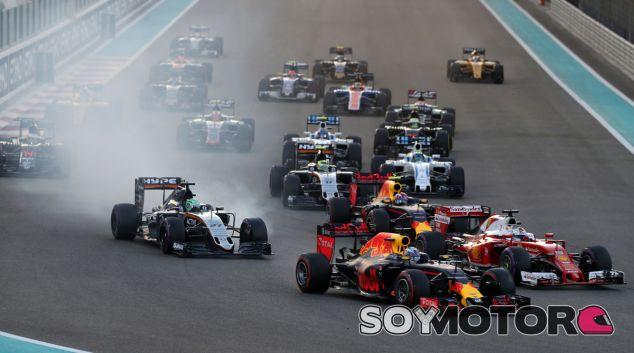 La FIA limita el uso del embrague para hacer más difíciles las salidas - SoyMotor.com