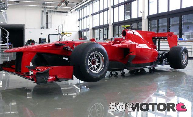Haas Racing, Stefan GP y Collin Kolles, candidatos a entrar en 2015