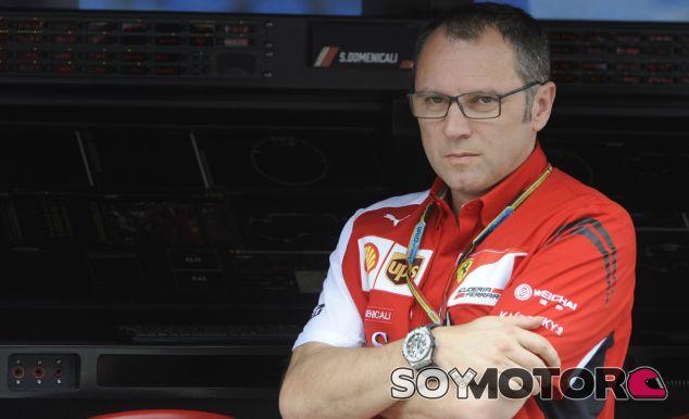 Domenicali dice que tras dimitir le llamaron Alonso, Räikkönen y Vettel - LaF1.es
