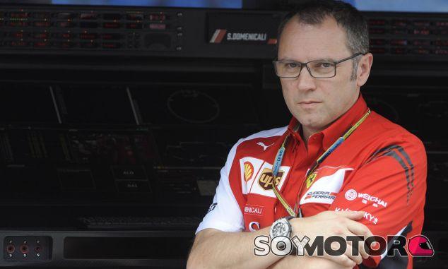 """Domenicali reconoce el flojo inicio de Ferrari: """"Estamos detrás"""""""