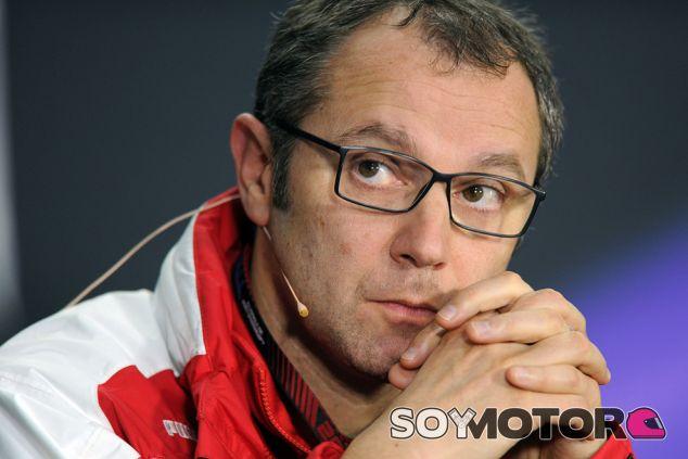 Stefano Domenicali, de la F1 con Ferrari a dirigir Lamborghini