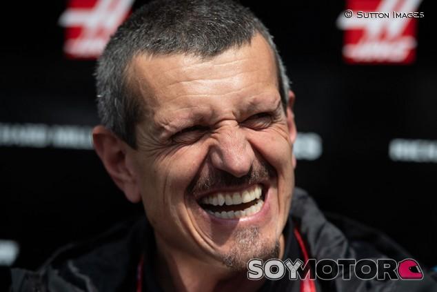 """Steiner: """"No podemos usar la bandera rusa como bandera rusa, pero sí los colores en el coche"""" - SoyMotor.com"""