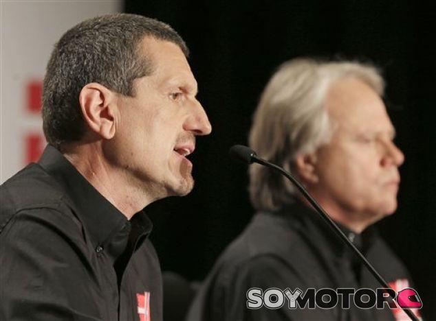 Gunther Steiner, jefe de equipo de Haas F1 Team - LaF1