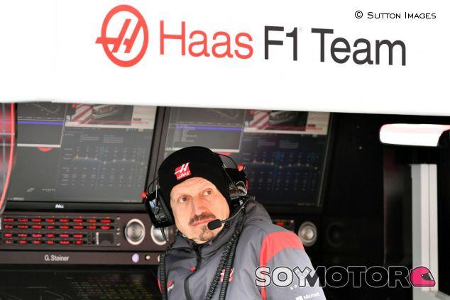 """Haas: """"La FIA ha aclarado la situación de las suspensiones"""" - SoyMotor"""